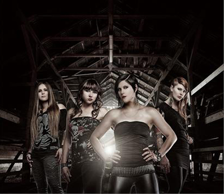 Kittie Part Ways with Bassist Ivy Vujic, Reenlist Trish Doan