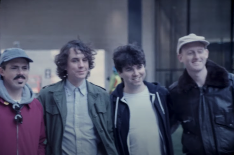 Kiwi Jr. Share New 'Waiting in Line' Video