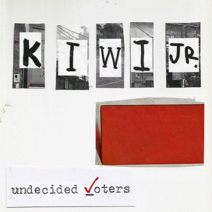 Toronto's Kiwi Jr. Sign to Sub Pop, Share New Single 'Undecided Voters'