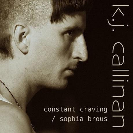 """Kirin J. Callinan """"Constant Craving""""  (ft. Sophia Brous) (k.d. lang cover)"""