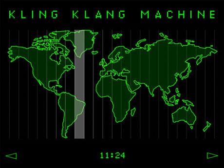 "Kraftwerk Reveal ""Kling Klang Machine"" for the iPhone and iPad"