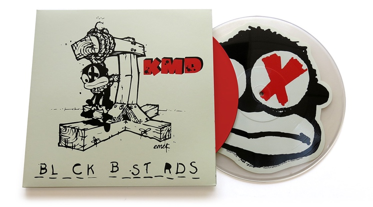 DOOM Treats KMD's 'Black Bastards' to Lavish Vinyl Reissue