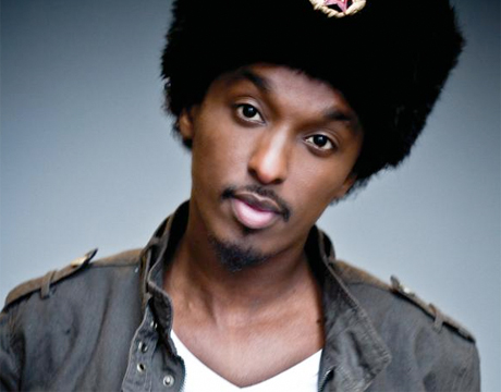 K'naan Ropes In Bono, Will.i.am, Keith Richards for 'Country, God or the Girl' Album