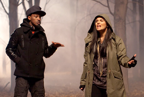 K'naan 'Is Anybody Out There?' (ft. Nelly Furtado) (video)