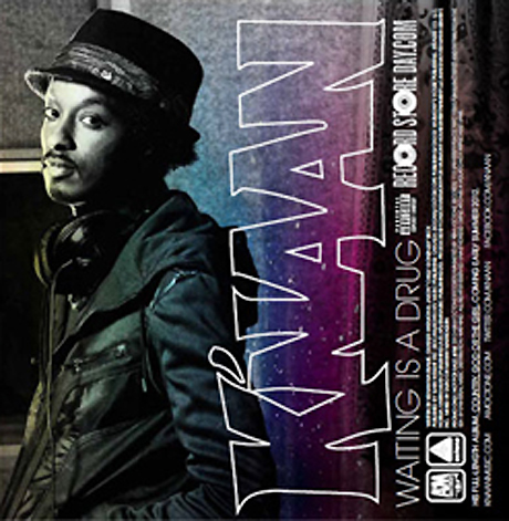 "K'naan ""Waiting Is a Drug"""