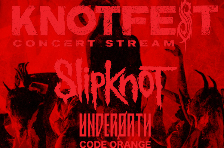 Slipknot Are Bringing Their Knotfest Experience to Us Online