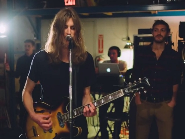 "Taylor Knox ""Fire"" (live video)"