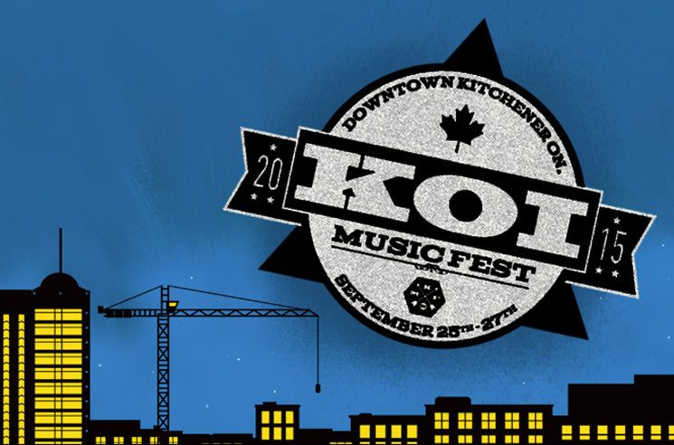 Kitchener's KOI Music Festival Adds July Talk, SayWeCanFly