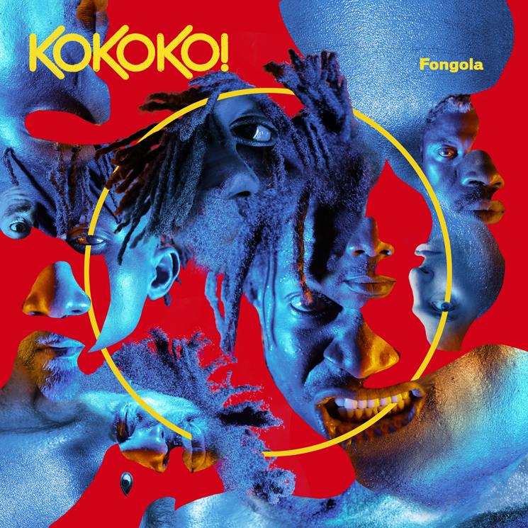 Congo's KOKOKO! Sign to Royal Mountain for 'Fongola' Album