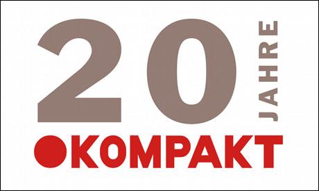 Kompakt Gets the Field, Gui Boratto, DJ Koze 20th Anniversary Compilation