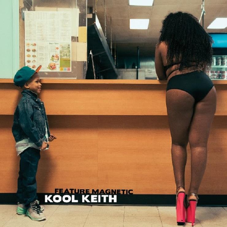 Kool Keith Gets MF DOOM, Slug for 'Feature Magnetic'
