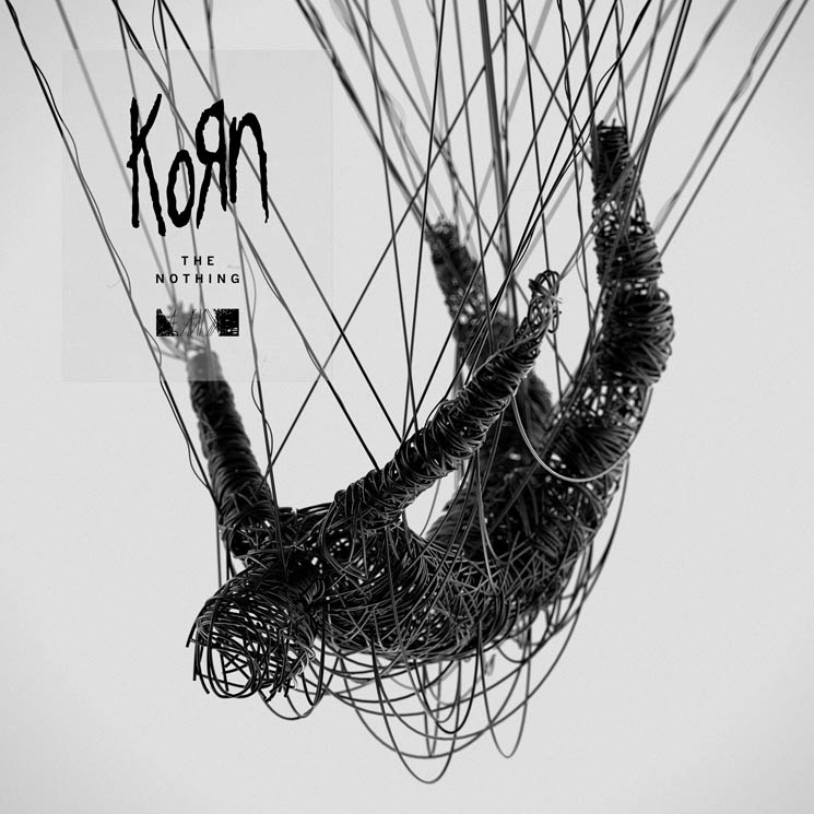​Korn Announce New Album 'The Nothing'