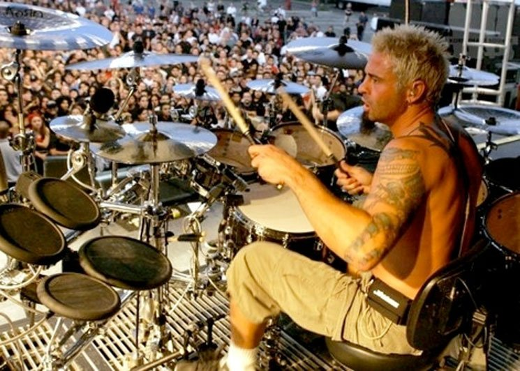 "Former Korn Drummer Suing over ""Ownership Interest"""
