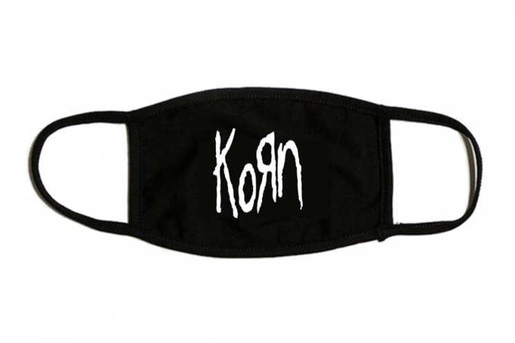 Korn Sell Out of Surgical Masks Amidst Coronavirus Concerns