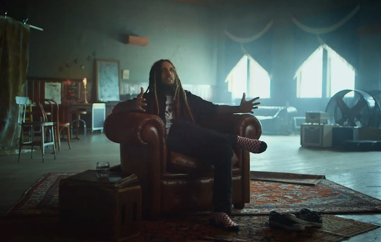 "Korn's Brian ""Head"" Welch Gets Sober in the First Trailer for 'Loud Krazy Love'"
