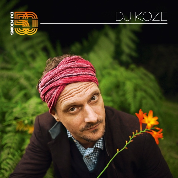 DJ Koze 'I Haven't Been Everywhere But It's On My List'