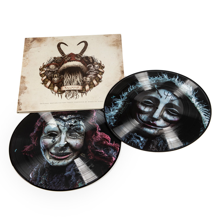 'Krampus' Is Coming Back to Vinyl to Terrify Your Holidays