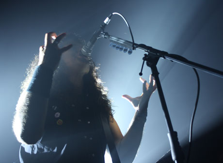 Kreator / Accept / Swallow the Sun Rickshaw Theatre, Vancouver, BC, September 21