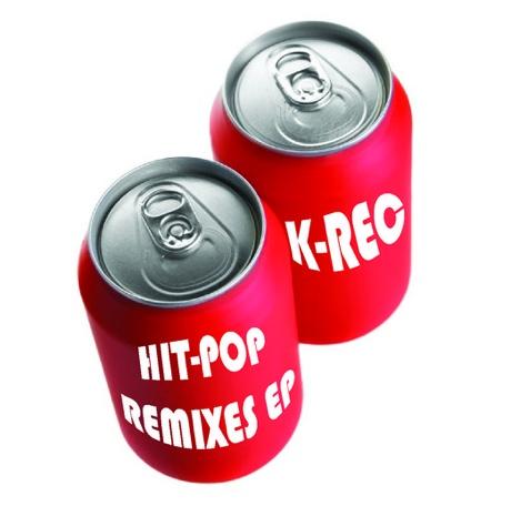 K-Rec 'The Hit-Pop Remixes' (EP stream)