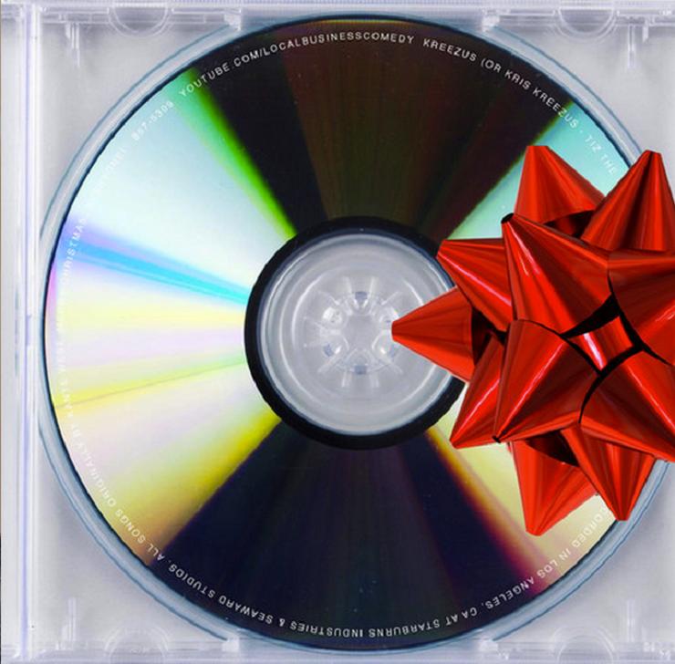 Kanye West 'Kreezus' (parody Christmas album)