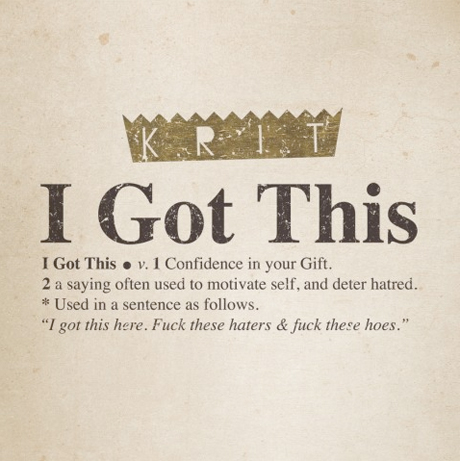 "Big K.R.I.T. ""I Got This"""