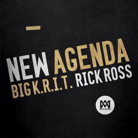 """Big K.R.I.T. """"New Agenda"""" (ft. Rick Ross)"""