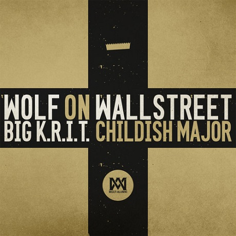"Big K.R.I.T. ""Wolf on Wallstreet"""