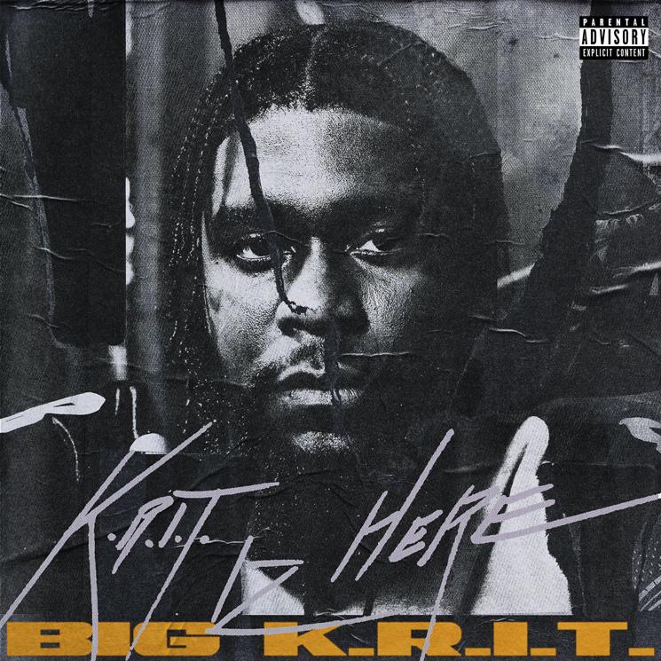 Big K.R.I.T. Gets J. Cole, Lil Wayne for New Album 'K.R.I.T. IZ HERE'