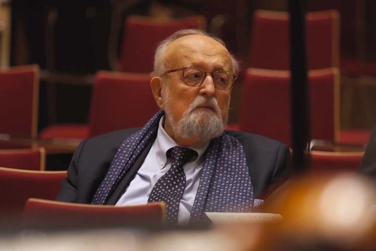 Krzysztof Penderecki Dead at 86
