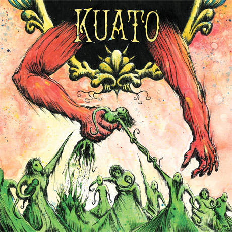 Kuato Announce Debut LP: 'The Great Upheaval'