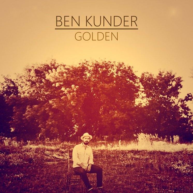 Ben Kunder 'Golden' (album stream)