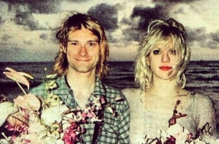 Courtney Love Shares Anniversary Tribute to Kurt Cobain