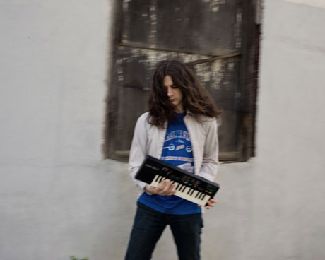 Kurt Vile 'Baby's Arms' (video)