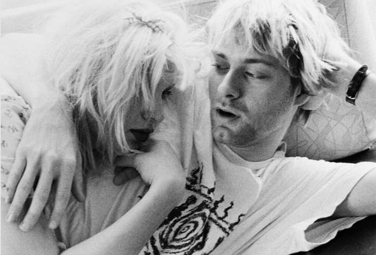Courtney Love wishes Kurt Cobain a happy birthday