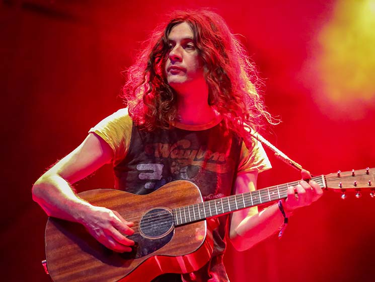 Kurt Vile & the Violators Osheaga, Montreal QC, August 2