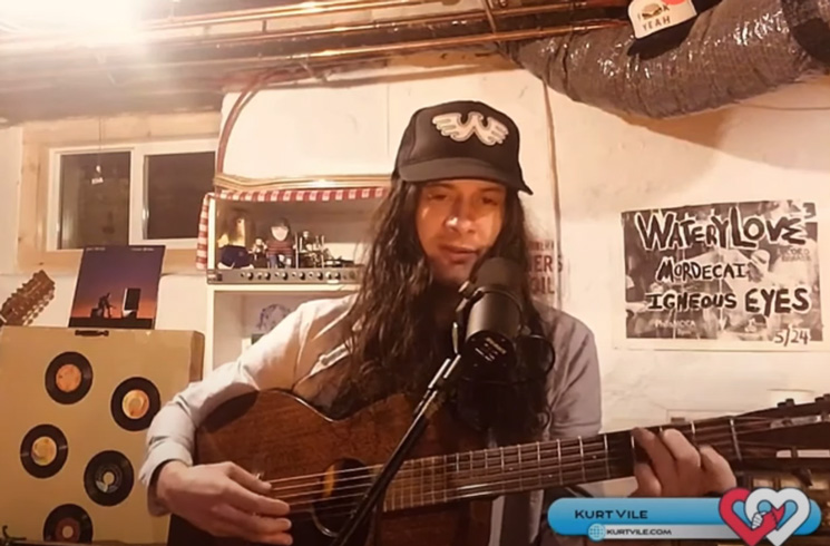 Watch Kurt Vile Cover John Prine's 'Sam Stone'