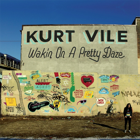 Kurt Vile Details 'Wakin' on a Pretty Daze' Album