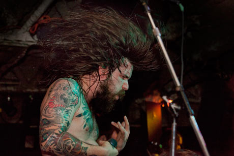 Kvelertak / Black Tusk / Beards of Prey Annex Wreckroom, Toronto ON, May 22