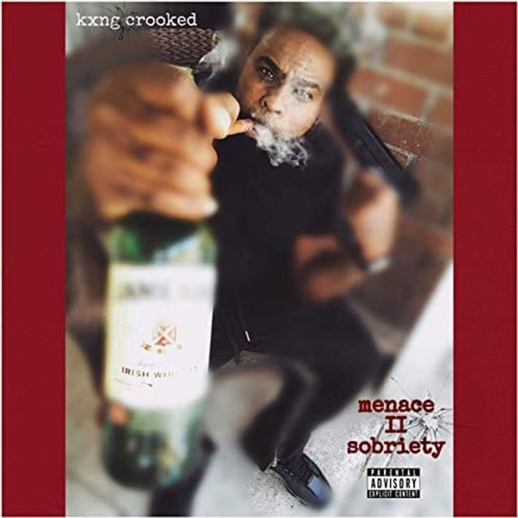 KXNG Crooked Menace II Sobriety