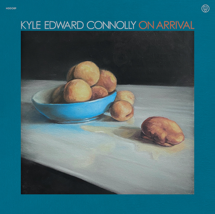 Kyle Edward Connolly Channels Country-Rock Swagger with 'On Arrival'