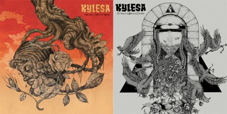 Kylesa Ready Vinyl Reissues