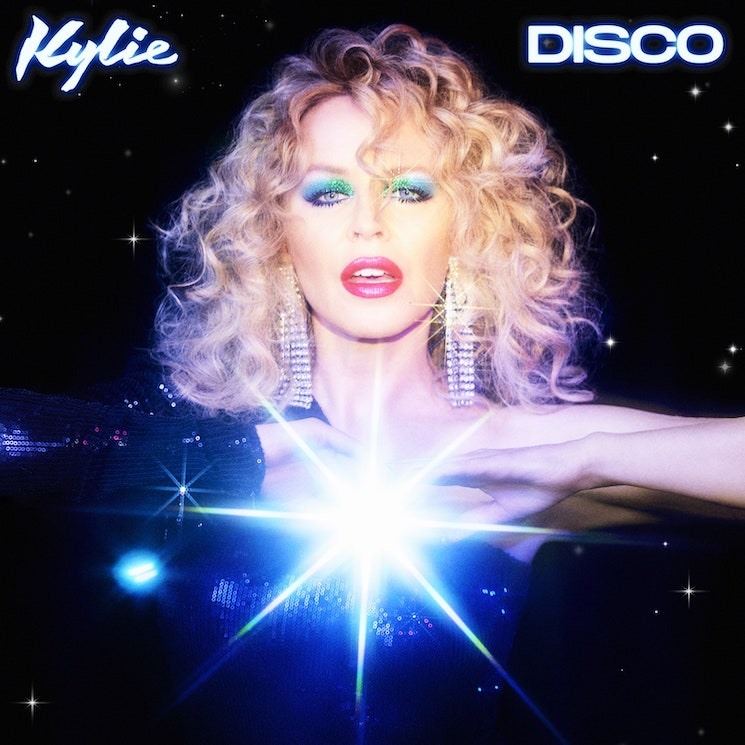 Kylie Minogue Shares
