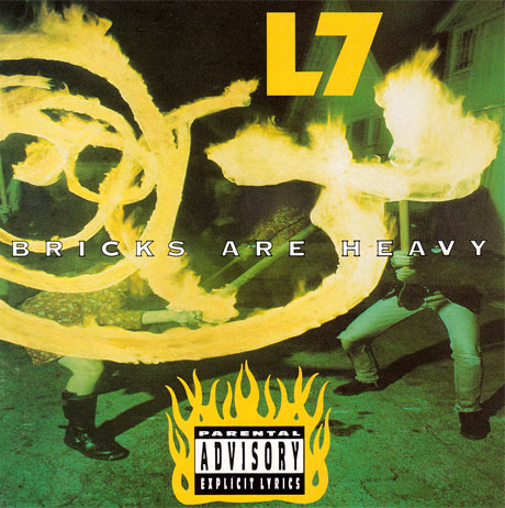 L7's 'Bricks Are Heavy' to Receive Vinyl Reissue
