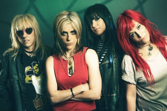 "​L7 Take Aim at Trump on New Single ""Dispatch from Mar-a-Lago"""