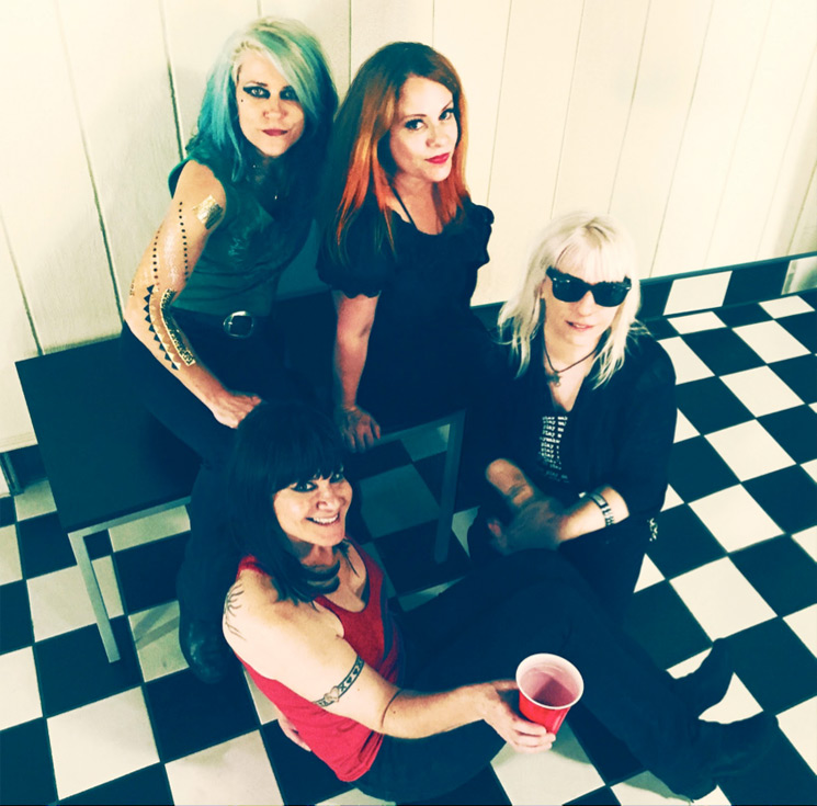 L7 to Release Their First Album in 20 Years