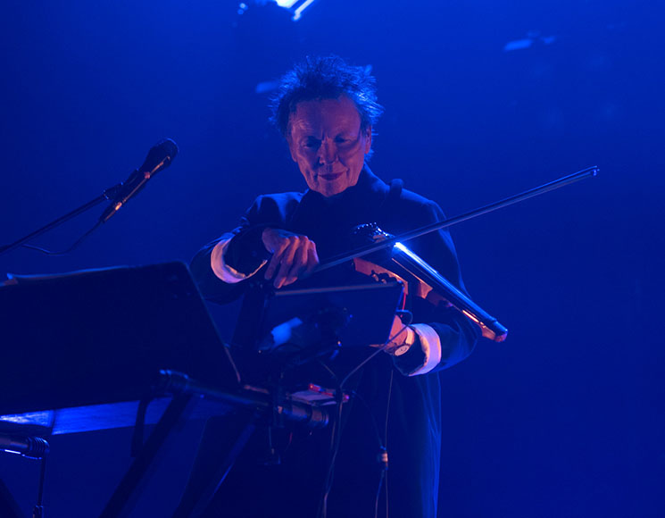 Laurie Anderson with Colin Stetson and Rebecca Foon POP Montreal, Montreal QC, September 26