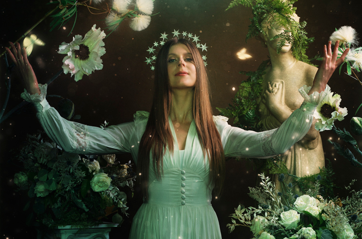 "Lydia Ainsworth Shares New Song ""Tell Me I Exist,"" Maps Out Tour"