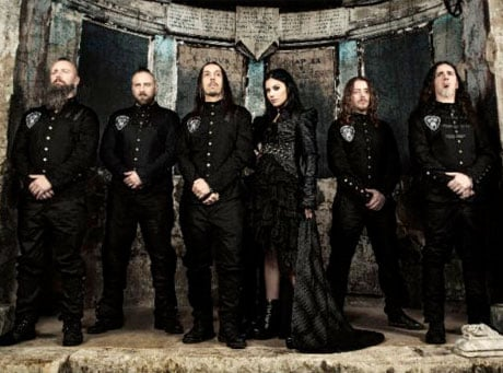 Lacuna Coil Part Ways with Two Band Members