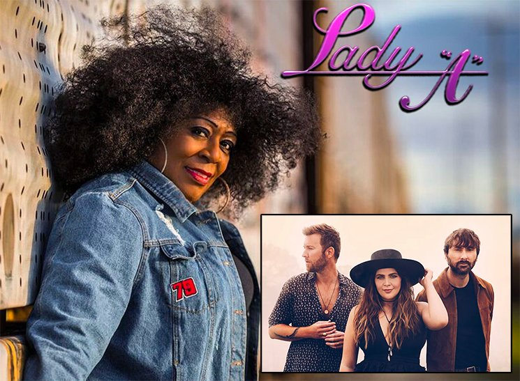 Lady Antebellum Are Suing Blues Artist Lady A to Take Control of Her Name