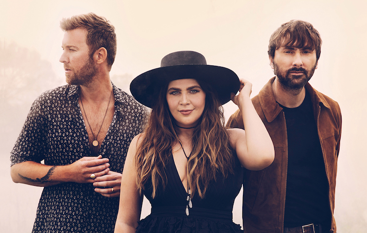 Lady Antebellum Have Removed the Reference to Slavery from Their Band Name